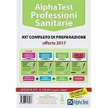 Alpha Test. Professioni sanitarie. Kit completo di