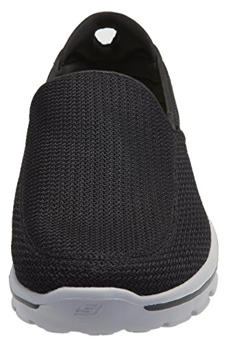 Skechersgo Walk 3 - Sneaker Uomo Noir / Gris