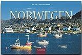 NORWEGEN - Ein Panorama-Bildband mit über 230 Bildern - FLECHSIG - Ernst-Otto Luthardt (Autor), Max Galli (Fotograf)