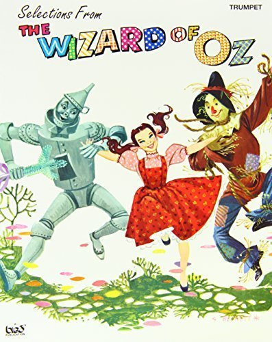 The Wizard of Oz (Selections): Trumpet by Harold Arlen (1995-07-01)