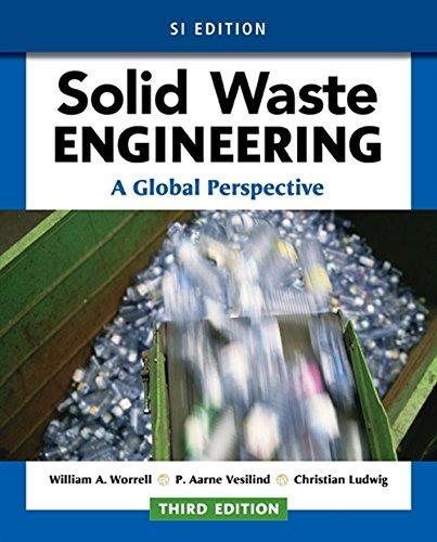 Solid Waste Engineering: A Global Perspective, SI Edition por P. Vesilind