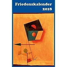 Friedenskalender 2018: Taschenkalender