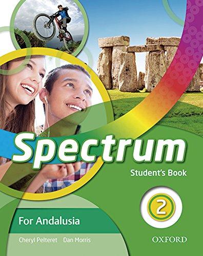 Spectrum 2 Student's Book Andalucía