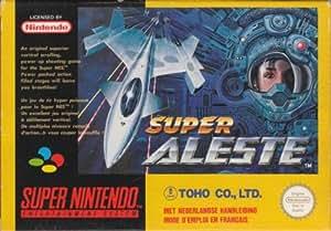 Super Aleste - Super Nintendo PAL