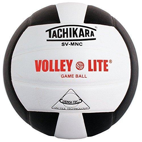ey-lite Volleyball (Black/White) by Tachikara ()