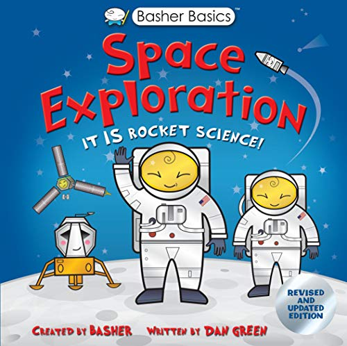 Basher Basics: Space Exploration (English Edition)