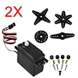 2/4x Servo S3003 für Futaba Analog High Speed Torque RC Auto Boot Helicopter Set