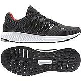 adidas Herren Duramo 8 Laufschuhe, Schwarz (Carbon/Core Black/Hi-RES Red 0), 39...