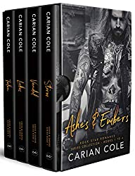 Ashes & Embers Series Collection (Books 1 to 4) (English Edition)