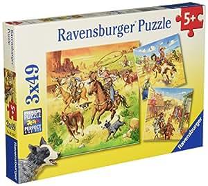 Ravensburger 09250 - Im wilden Westen