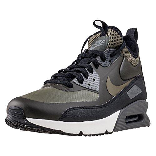 Nike Air Max 90 Ultra Mid Win 924458002 Couleur: Noir Gris Pointure: 42.5