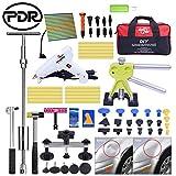 PDR Auto Body Dent Repair Werkzeug, Dent Abzieher 20Dellenlifter Ausbeulwerkzeug