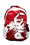 #10: Skybags Pogo 32 Ltrs Red Casual Backpack