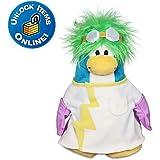 Disney Club Penguin Rad Scientist Penguin Plush by Club Penguin