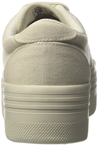 Jeffrey Campbell Zomg Jcpzomgcanvas-whi10, Scarpe Indoor Multisport Donna Bianco