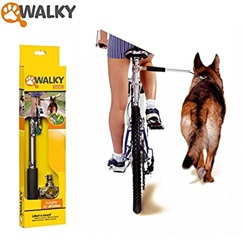 Walky Dog - The Dog Walking Bike Attachment - Fits All Cycles
