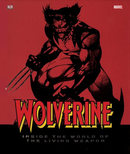 e World of the Living Weapon (Halloween-wolverine)