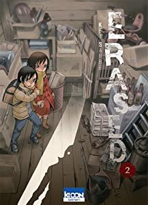Erased Edition simple Tome 2