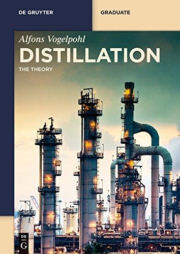 Distillation: The Theory (De Gruyter Textbook) (English Edition)