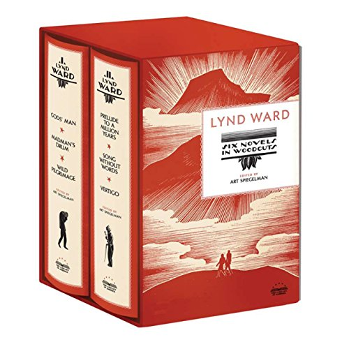 Lynd Ward: Six Novels in Woodcuts (Library of America (Hardcover))