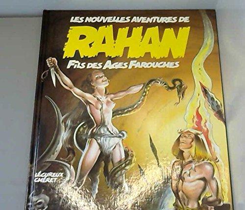 Les nouvelles aventures de Rahan fils des âges farouches, Tome 2 : Rahan et la mangeuse d'hommes