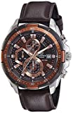 Best Casio Edifice Watches - Casio Edifice Chronograph Brown Dial Men's Watch-EFR-539L-5AVUDF (EX194) Review