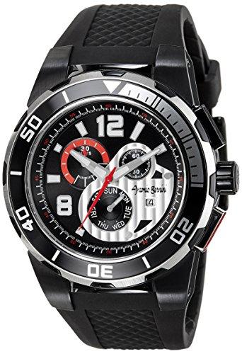 518tDzGizhL - AB034 Antonio Bernini Fighter Chronograph Mens watch