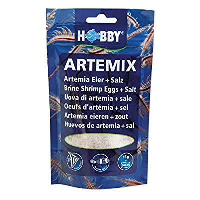 Hobby 21100 Artemix, Eier + Salz, 195 g