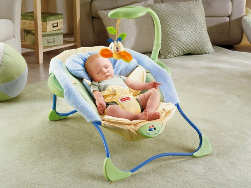 Fisher-Price Modelo J6979-0 Hamaca bebe - 4