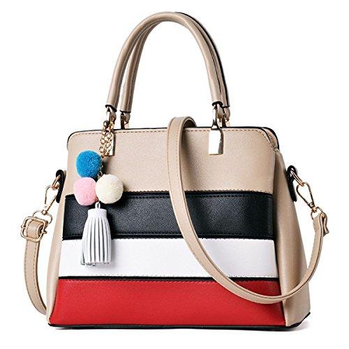 Borse A Tracolla Messenger Bag Trend Fashion Handbags Di Temperamento B