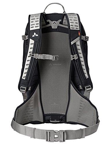 Vaude Rucksack Bike Alpin, 52 x 3 x 25 cm, 25+5 liters Black