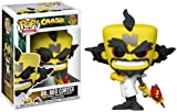 From the hit video game series Crash Bandicoot comes all your favorite characters as a stylized POP vinyl figures from Funko! Figure stands 3 3/4 inches tall and comes in an attractive window display box. Check out the other video game figures from F...