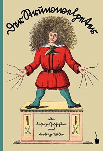 Der Struwwelpeter: Ausgabe in Sütterlin-Schrift