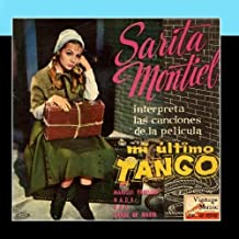 Vintage Spanish Song N??40 - EPs Collectors B.S.O: Mi ??ltimo Tango by Sara Montiel