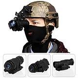 agente007Profi Nachtsicht für Helm oder Waffe vid-Viewer 200m