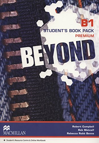 Beyond B1 Student's Book Premium Pack Pre-Intermediate