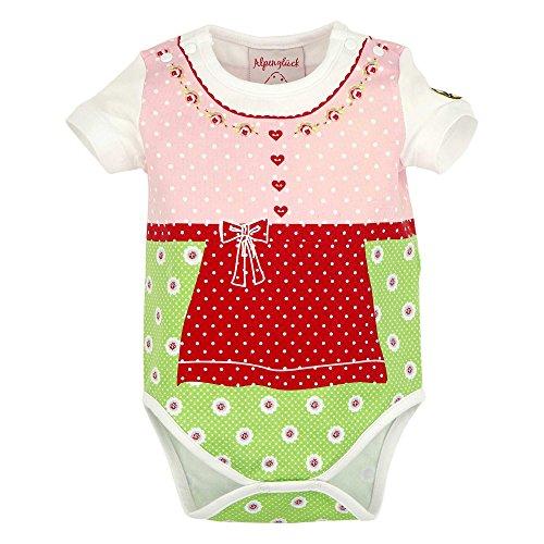 BONDI Body ´Dirndl´, rose 92 Tracht Baby Mädchen Artikel-Nr.85813