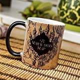 #8: The Purple Tree Harry Potter Marauders Map Magic Mug color changing Mug Harry Potter Mug