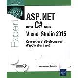 ASP.NET avec C# sous Visual Studio 2015 - Conception et développement d'applications Web