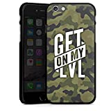 Apple iPhone 6 Hülle Case Handyhülle Montanablack Fanartikel Merchandise Get On My Level Camo