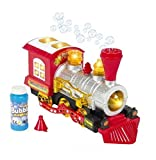 Blowing Train Car Battery Operated : Kid...
