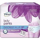 TENA LADY Pants Discreet plus M 12 St