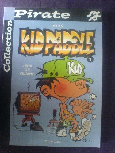 Kid Paddle, Numéro 1 : Jeux de vilains