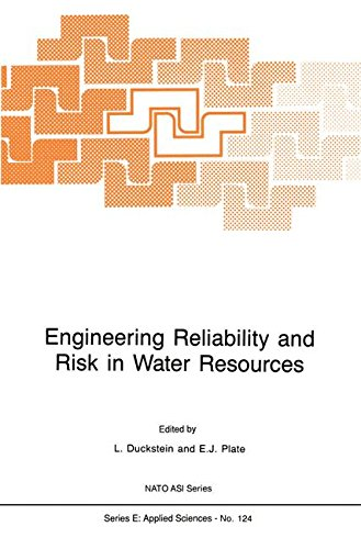 Engineering Reliability and Risk in Water Resources (Nato Science Series E:)