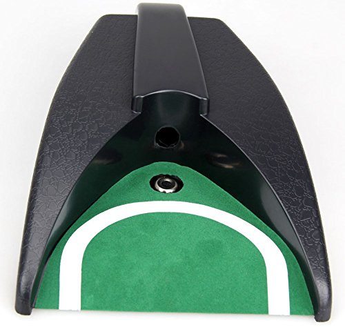 SaySure - Golf Ball Kick Back Automatic Return Putting Cup Device
