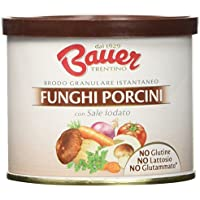 Bauer Brodo Granulare Istantaneo Funghi 120 gr