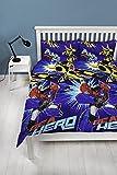Juego de edredón «Hero» con diseño de Transformers