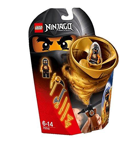 LEGO NINJAGO 70741 - Airjitzu Cole Flieger