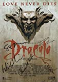 Bram Stoker-s Dracula - Gary Oldman & Winona Ryder & Anthony Hopkins & Francis Ford Coppola Signed Autographed 21cm x 29.7cm A4 Poster Photo
