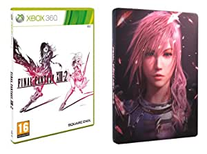 Final Fantasy XIII-2 + Steelbook [Bundle]